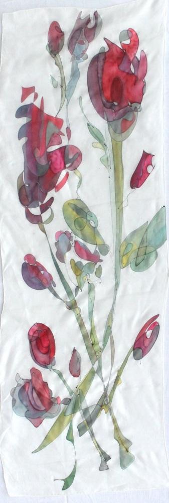 Silk painting (5/6)