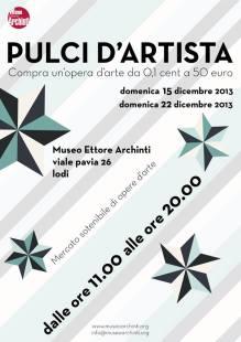 Pulci d'Artista @ Museo Ettore Archinti